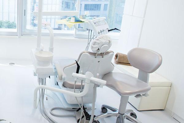 東京八重洲矯正歯科の院内のようす